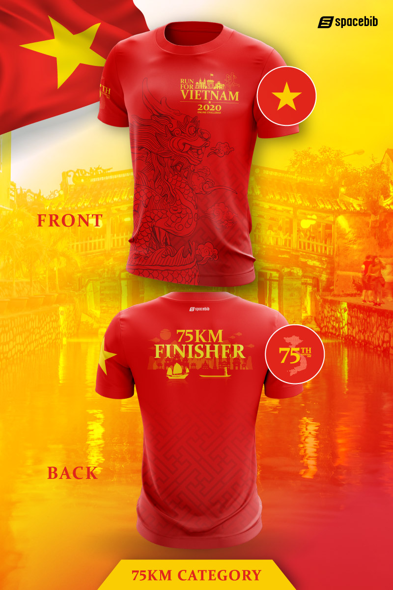 Finisher T-shirt - 75km#vertical_image