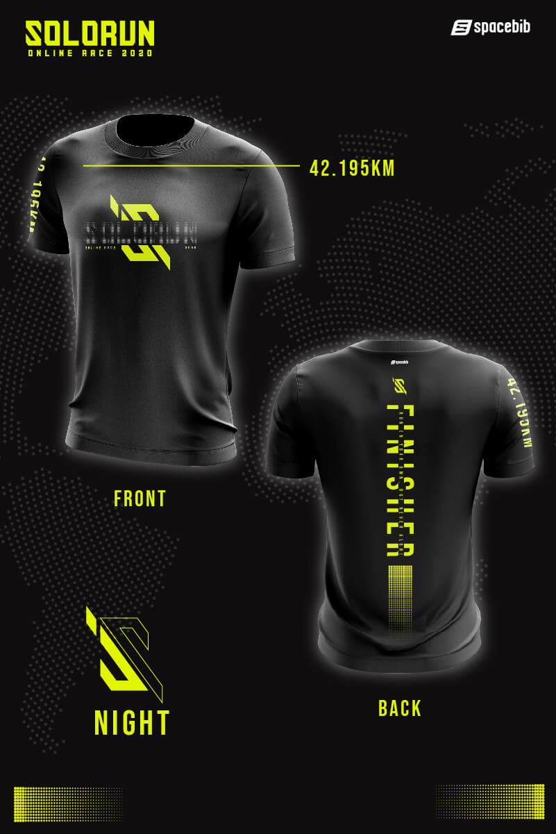 Finisher T-shirt (Night)#vertical_image